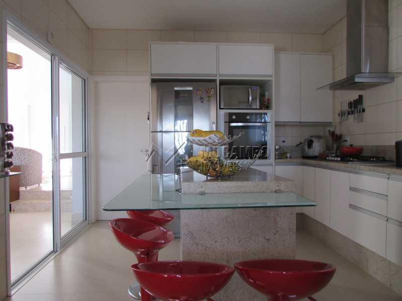 Cozinha - Casa em Condomínio 4 quartos à venda Itatiba,SP - R$ 1.600.000 - FCCN40114 - 20