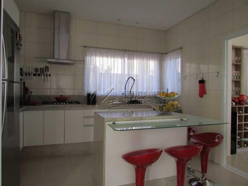 Cozinha - Casa em Condomínio 4 quartos à venda Itatiba,SP - R$ 1.600.000 - FCCN40114 - 21