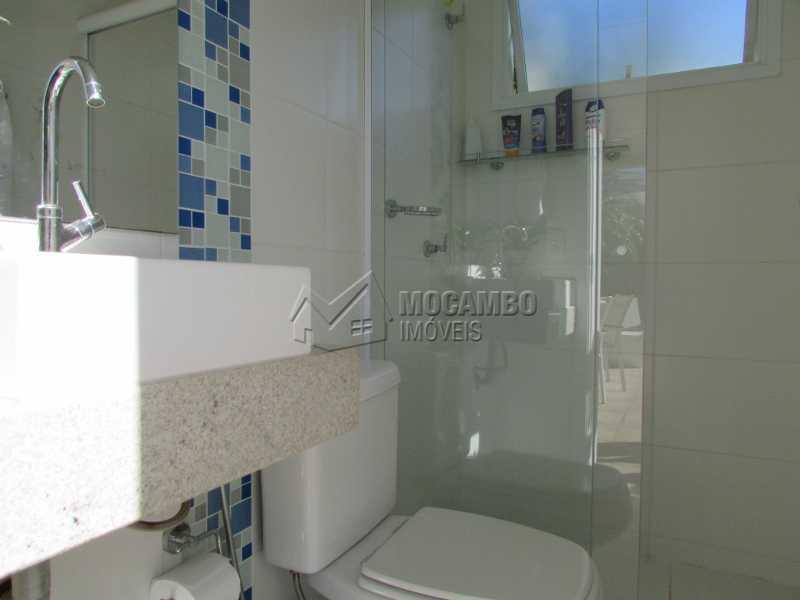 Banheiro área externa - Casa em Condomínio 4 quartos à venda Itatiba,SP - R$ 1.600.000 - FCCN40114 - 22