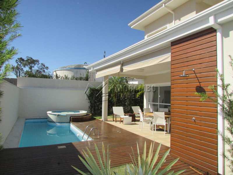 Piscina - Casa em Condomínio 4 quartos à venda Itatiba,SP - R$ 1.600.000 - FCCN40114 - 23