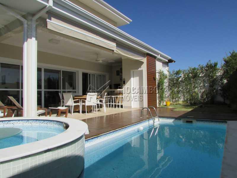Piscina - Casa em Condomínio 4 quartos à venda Itatiba,SP - R$ 1.600.000 - FCCN40114 - 26