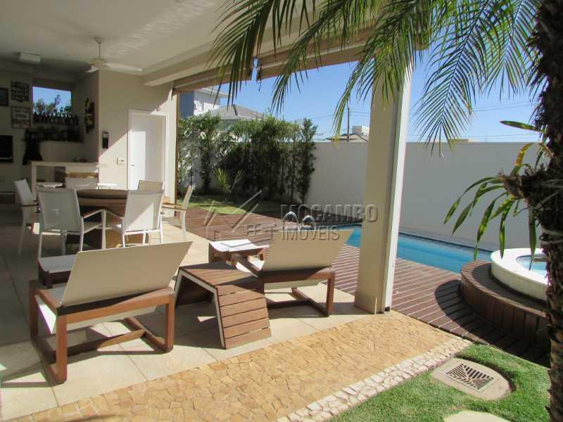 Área gourmet - Casa em Condomínio 4 quartos à venda Itatiba,SP - R$ 1.600.000 - FCCN40114 - 29