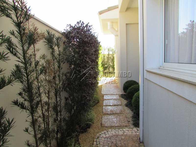 Lateral - Casa em Condomínio 4 quartos à venda Itatiba,SP - R$ 1.600.000 - FCCN40114 - 30