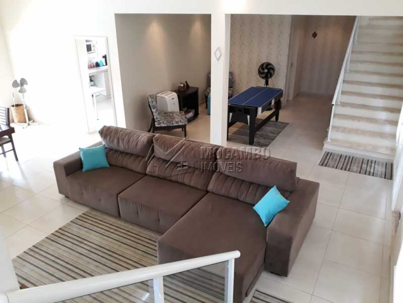 sala vista c - Casa em Condominio À Venda - Itatiba - SP - Ville Chamonix - FCCN70007 - 16