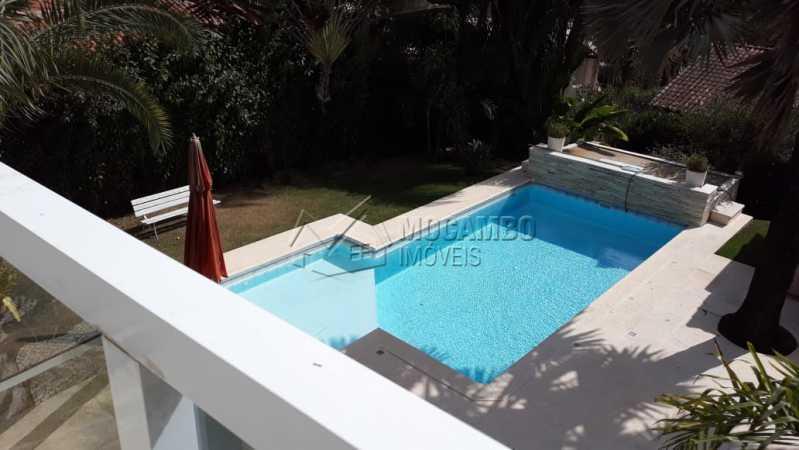Vista sacada Suite 1 - Casa em Condominio À Venda - Itatiba - SP - Ville Chamonix - FCCN70007 - 19