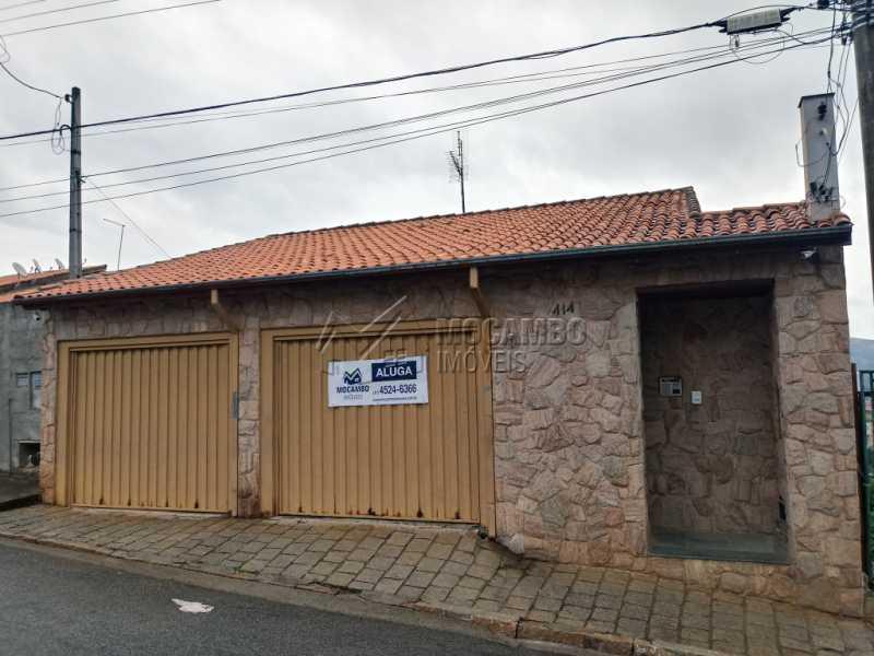 Fachada - Casa 4 quartos à venda Itatiba,SP - R$ 570.000 - CC40049 - 1