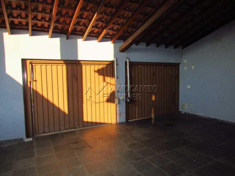 Garagem - Casa 4 quartos à venda Itatiba,SP - R$ 570.000 - CC40049 - 3