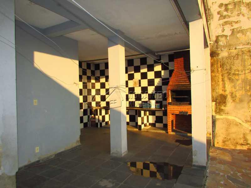 Área da Churrasqueira - Casa 4 quartos à venda Itatiba,SP - R$ 570.000 - CC40049 - 24