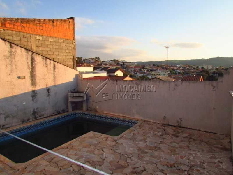 Área da Piscina  - Casa 4 quartos à venda Itatiba,SP - R$ 570.000 - CC40049 - 25