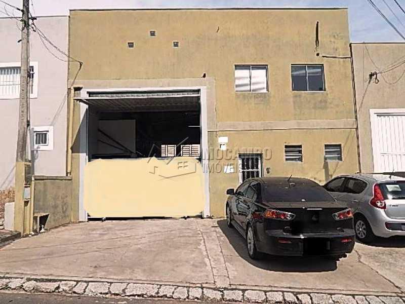 Fachda - Galpão 222m² à venda Itatiba,SP - R$ 720.000 - FCGA00141 - 1