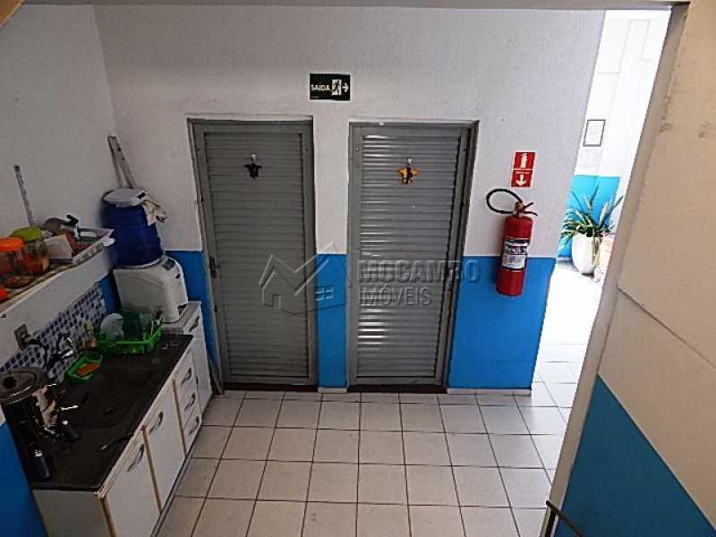 Banheiros e cozinha - Galpão À Venda - Itatiba - SP - Loteamento Parque Empresarial Adelelmo Corradini - FCGA00141 - 3