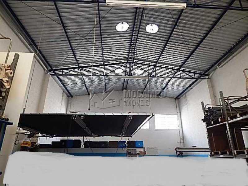 Interior - Galpão 222m² à venda Itatiba,SP - R$ 720.000 - FCGA00141 - 4