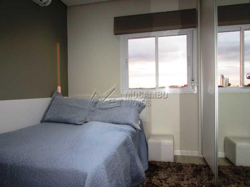 Suíte - Apartamento Condomínio Edifício Panorama, Itatiba, Centro, SP À Venda, 3 Quartos, 118m² - FCAP30439 - 10