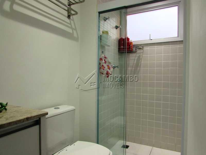 Banheiro - Apartamento Condomínio Edifício Panorama, Itatiba, Centro, SP À Venda, 3 Quartos, 118m² - FCAP30439 - 11