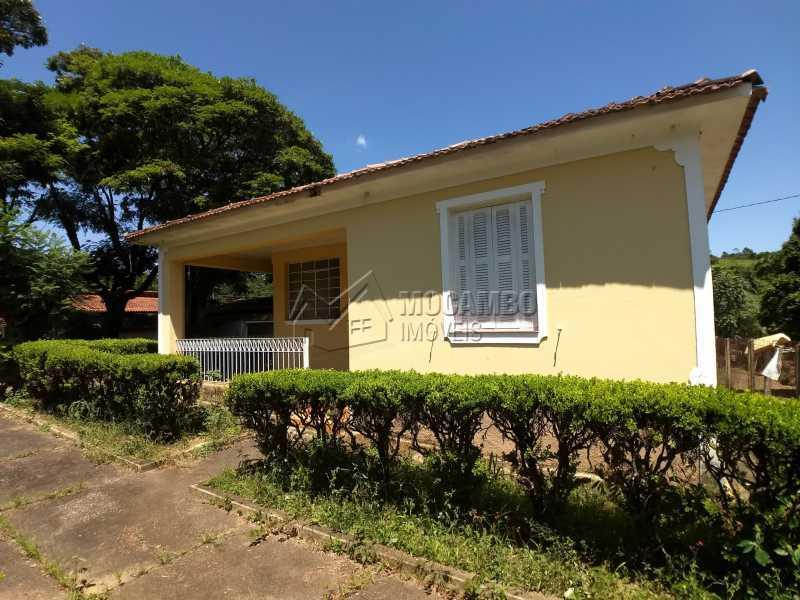 Fachada - Casa 2 quartos para alugar Itatiba,SP - R$ 900 - FCCA21028 - 4