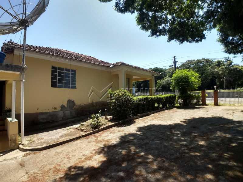 Área Externa - Casa 2 quartos para alugar Itatiba,SP - R$ 900 - FCCA21028 - 5