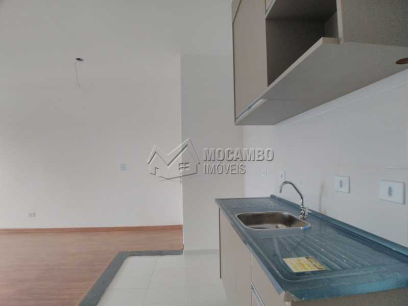Cozinha - Apartamento PARA ALUGAR, Mirante de Itatiba I, Loteamento Santo Antônio, Itatiba, SP - FCAP20774 - 1