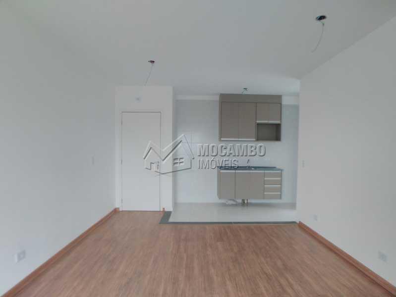 Cozinha - Apartamento PARA ALUGAR, Mirante de Itatiba I, Loteamento Santo Antônio, Itatiba, SP - FCAP20774 - 3
