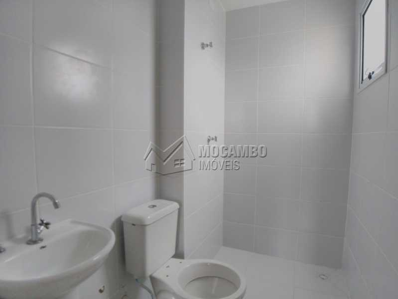 Banheiro - Apartamento PARA ALUGAR, Mirante de Itatiba I, Loteamento Santo Antônio, Itatiba, SP - FCAP20774 - 8