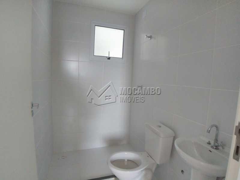 Banheiro suíte - Apartamento PARA ALUGAR, Mirante de Itatiba I, Loteamento Santo Antônio, Itatiba, SP - FCAP20774 - 6