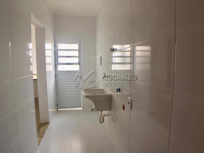 Área de Serviço  - Casa 2 quartos à venda Itatiba,SP - R$ 318.000 - FCCA21030 - 10