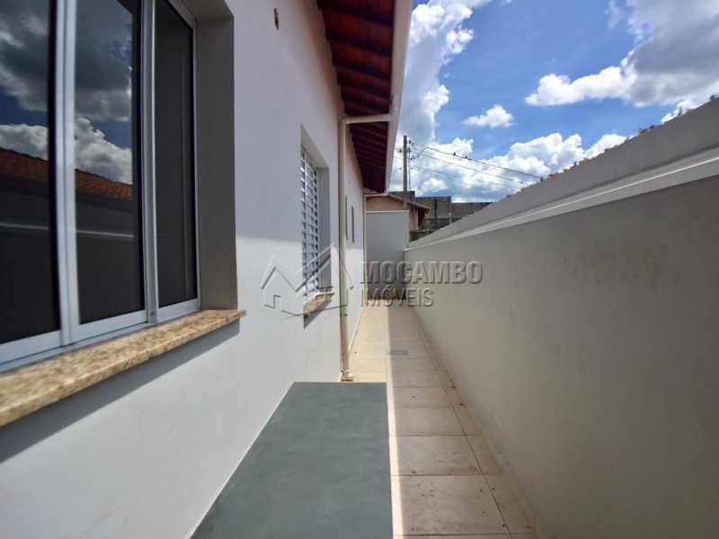 Corredor Externo - Casa 2 quartos à venda Itatiba,SP - R$ 318.000 - FCCA21030 - 12