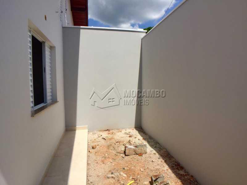 Quintal  - Casa 2 quartos à venda Itatiba,SP - R$ 318.000 - FCCA21030 - 13