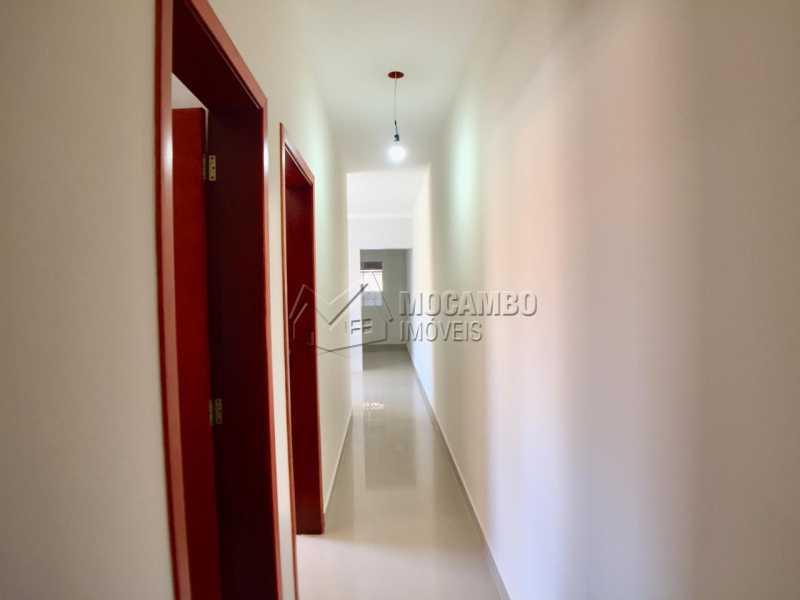 Corredor  - Casa 2 quartos à venda Itatiba,SP - R$ 318.000 - FCCA21030 - 9