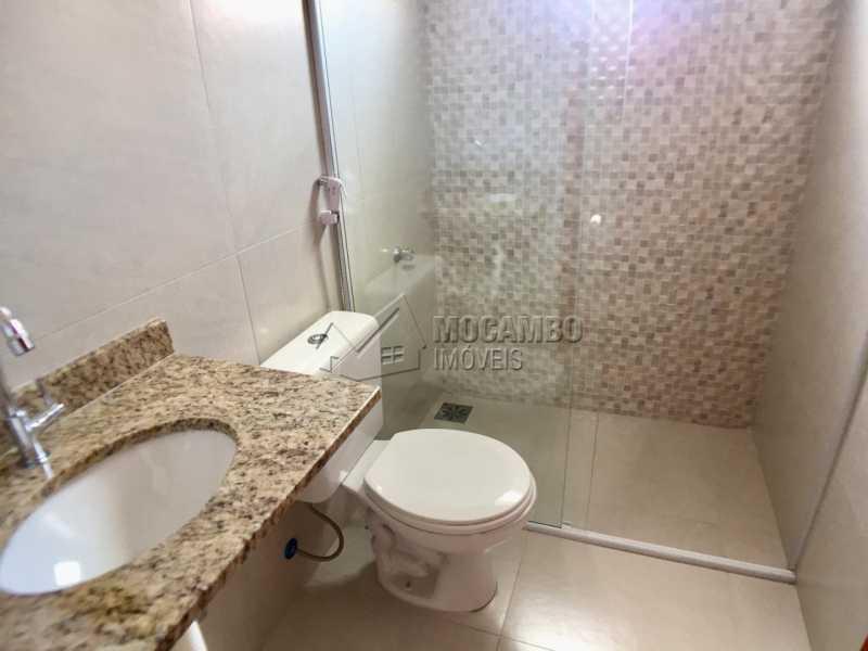 Banheiro Suíte  - Casa 2 quartos à venda Itatiba,SP - R$ 318.000 - FCCA21030 - 6