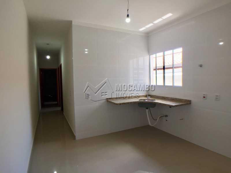 Cozinha  - Casa 2 quartos à venda Itatiba,SP - R$ 318.000 - FCCA21030 - 4