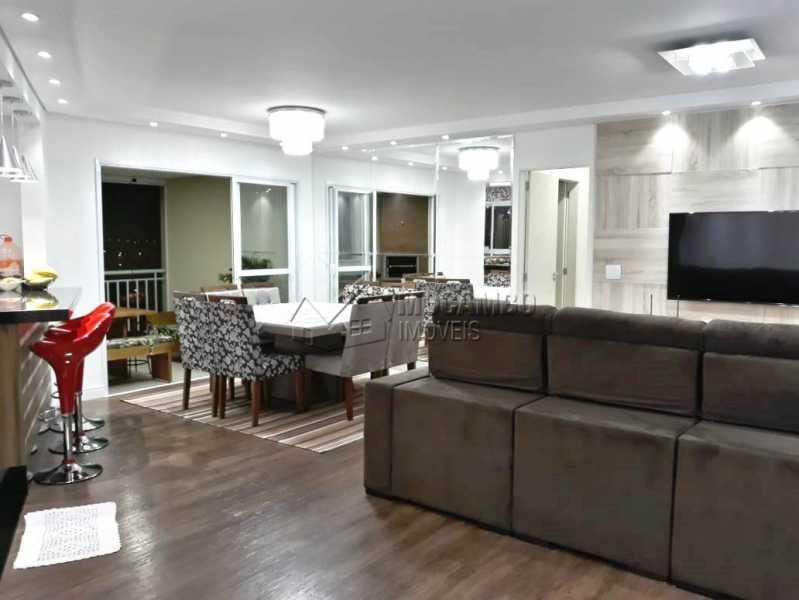 Sala . - Apartamento 3 quartos à venda Itatiba,SP - R$ 840.000 - FCAP30441 - 1