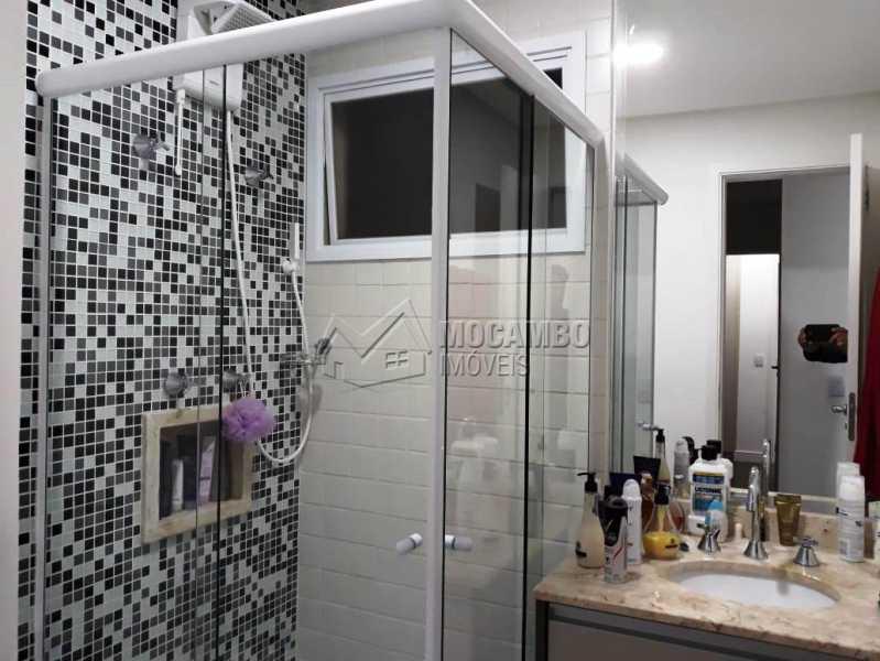 Banheiro suite principal - Apartamento 3 quartos à venda Itatiba,SP - R$ 840.000 - FCAP30441 - 3