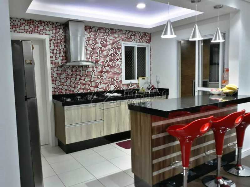 Cozinha - Apartamento 3 quartos à venda Itatiba,SP - R$ 840.000 - FCAP30441 - 6