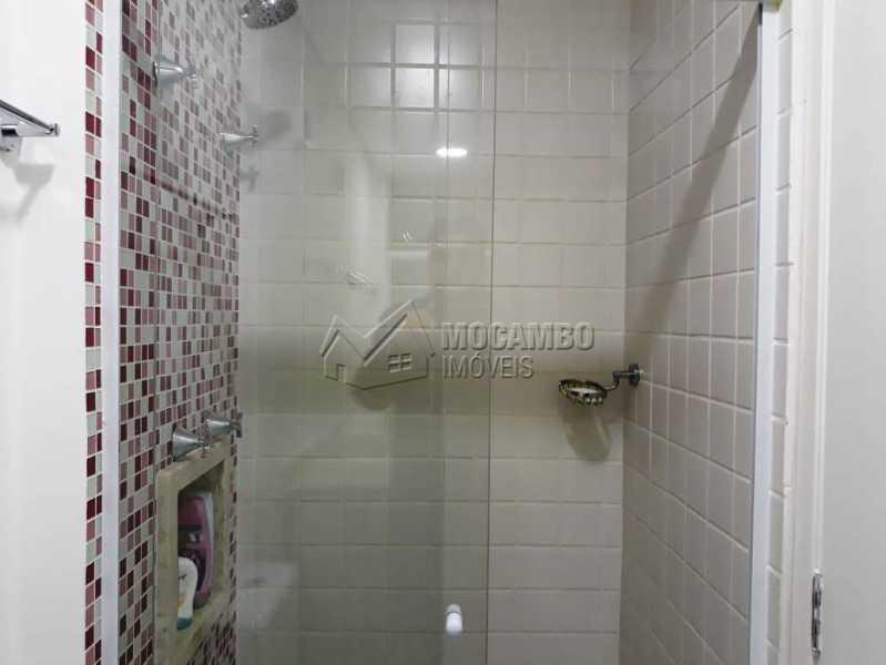 suite 1 banheiro - Apartamento 3 quartos à venda Itatiba,SP - R$ 840.000 - FCAP30441 - 12