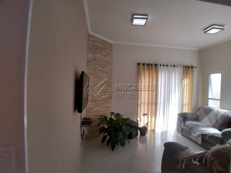 Sala de Visita  - Casa 4 quartos à venda Itatiba,SP Nova Itatiba - R$ 800.000 - FCCA40116 - 5