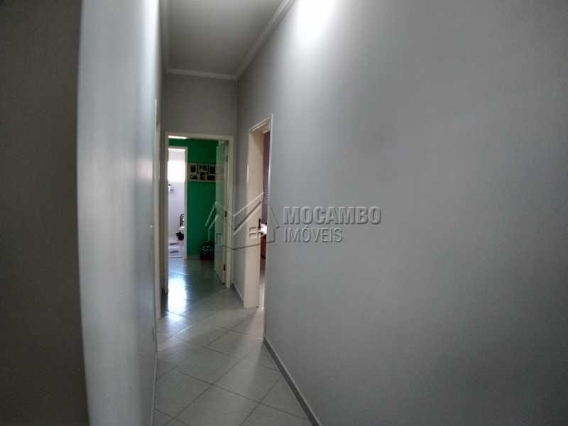 Acesso aos dormitório - Casa 4 quartos à venda Itatiba,SP Nova Itatiba - R$ 800.000 - FCCA40116 - 8