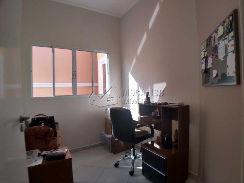 Escritório - Casa 4 quartos à venda Itatiba,SP Nova Itatiba - R$ 800.000 - FCCA40116 - 6