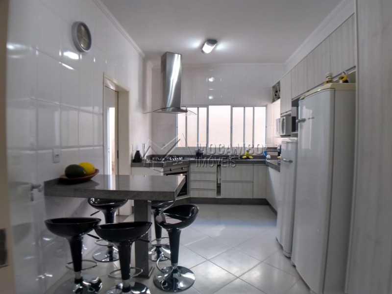 Cozinha  - Casa 4 quartos à venda Itatiba,SP Nova Itatiba - R$ 800.000 - FCCA40116 - 12