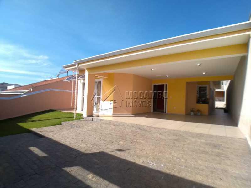 Fachada  - Casa 4 quartos à venda Itatiba,SP Nova Itatiba - R$ 800.000 - FCCA40116 - 1