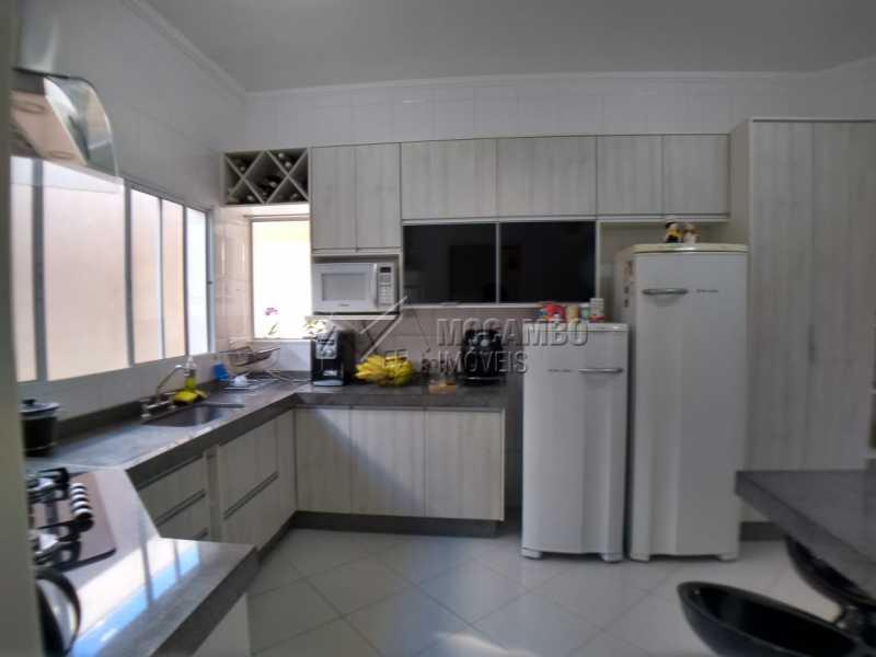Cozinha  - Casa 4 quartos à venda Itatiba,SP Nova Itatiba - R$ 800.000 - FCCA40116 - 13