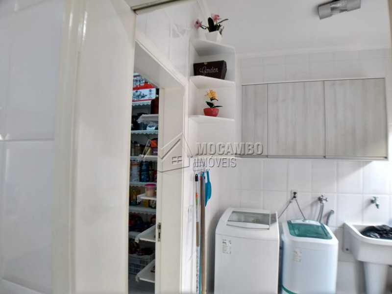 lavanderia e Despensa - Casa 4 quartos à venda Itatiba,SP Nova Itatiba - R$ 800.000 - FCCA40116 - 14