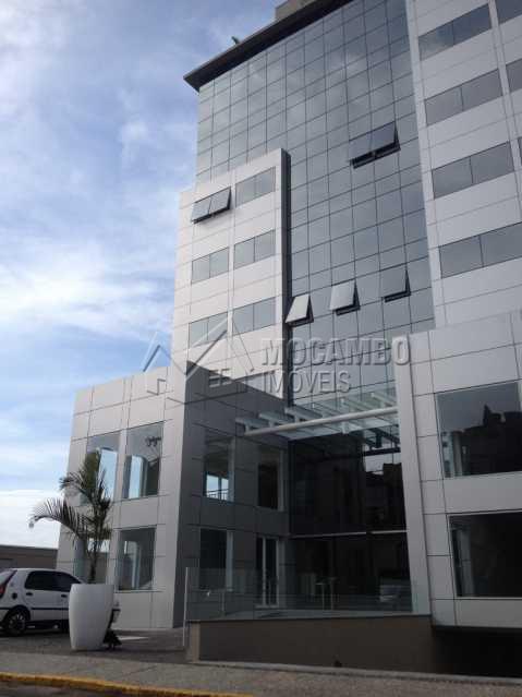 Edifício - Sala Comercial Para Alugar no Condomínio Edifício Office Center - Centro - Itatiba - SP - FCSL00164 - 3