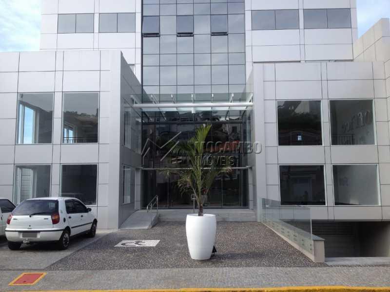Entrada - Sala Comercial Para Alugar no Condomínio Edifício Office Center - Centro - Itatiba - SP - FCSL00164 - 4