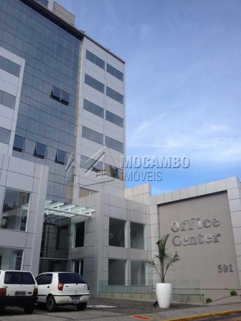Fachada - Sala Comercial em condomínio Para Alugar - Condomínio Edifício Office Center - Itatiba - SP - Centro - FCSL00164 - 5