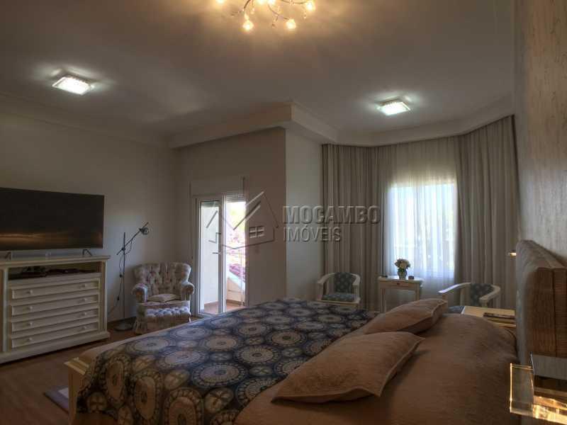 Suíte principal - Casa À Venda no Condomínio Terras de Santa Cruz - Jardim Alto de Santa Cruz - Itatiba - SP - FCCN30348 - 18