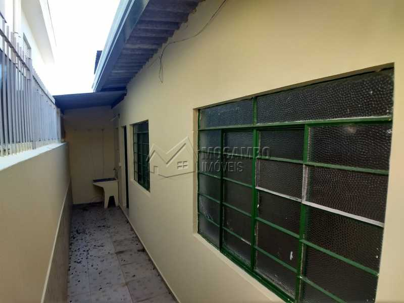 Área Externa - Casa 1 quarto para alugar Itatiba,SP - R$ 600 - FCCA10204 - 1