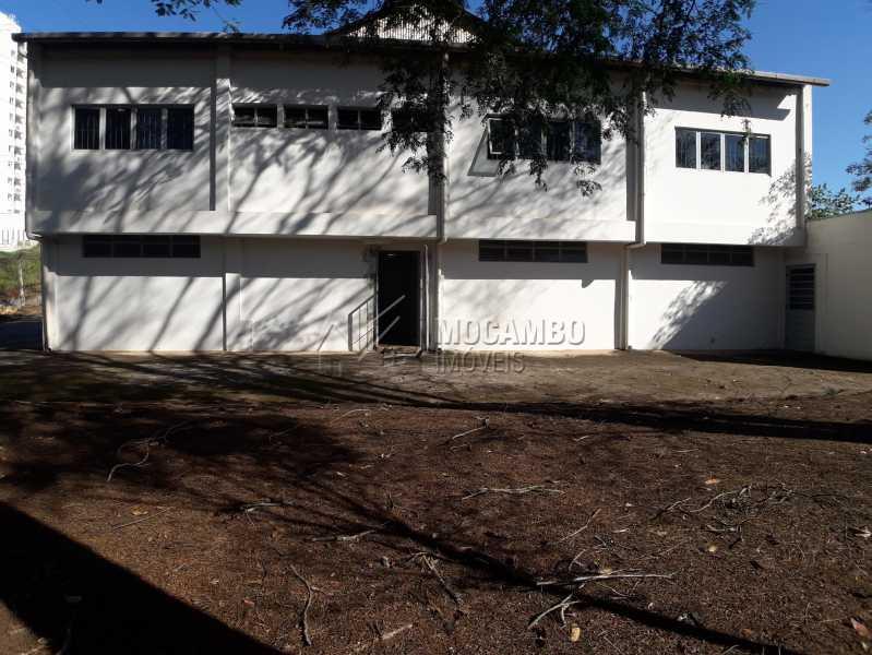 Galpão Principal - Galpão Itatiba, Jardim das Nações, SP À Venda, 898m² - FCGA00142 - 1