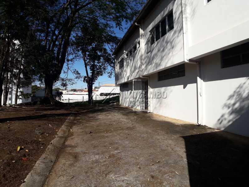 Lateral do Galpão Principal - Galpão Itatiba, Jardim das Nações, SP À Venda, 898m² - FCGA00142 - 4