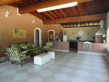 FOTO6 - Casa em Condominio À Venda - Itatiba - SP - Sítio da Moenda - CC50005 - 7