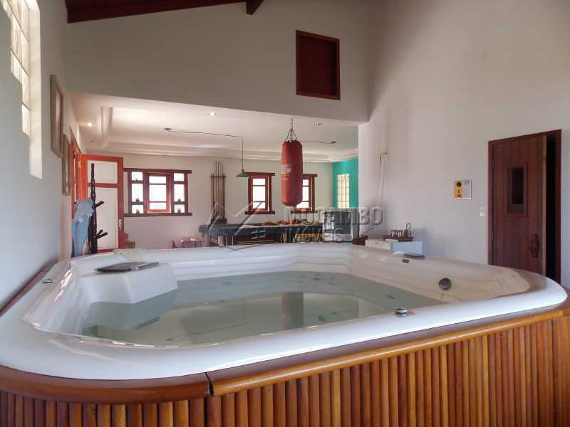 Jacuzzi - Casa em Condomínio 7 quartos à venda Itatiba,SP - R$ 2.500.000 - FCCN70008 - 3